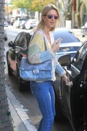 Nicky Hilton - Christmas Shopping in Beverly Hills 12/22/2019