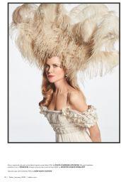 Nicole Kidman - Tatler Magazine UK January 2020 Issue