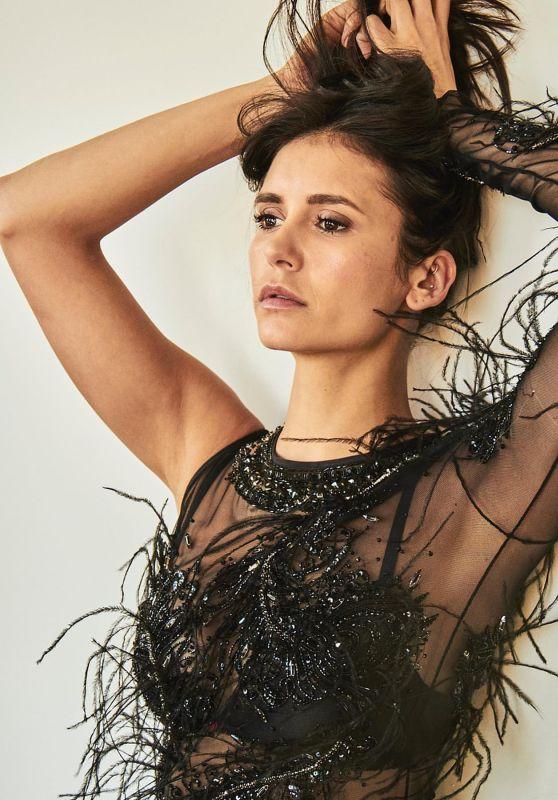 Nina Dobrev - Photoshoot in LA December 2019