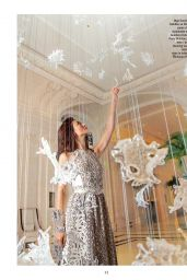 Olga Kurylenko - Paris Capitale 12/12/2019 Issue
