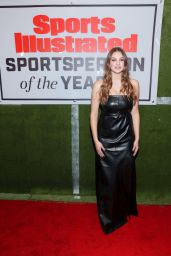 Olivia Brower - SI Sportsperson Of The Year 2019 in NYC