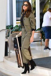 Olivia Culpo - Leaves Her Hotel in Miami Beach 12/06/2019