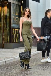 Olivia Culpo - Shopping in Beverly Hills 11/27/2019