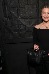 Olivia Holt - The Sayers Club in Hollywood 12/03/2019