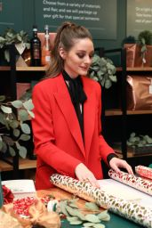 """Olivia Palermo – Frederick Wildman Wines """"Wrappy Hour"""" Event in NY"""