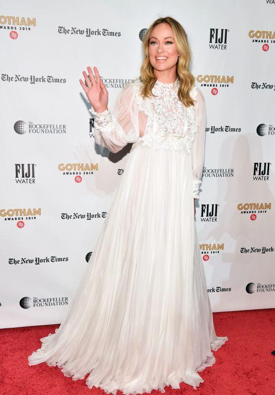 Olivia Wilde – 2019 IFP Gotham Awards
