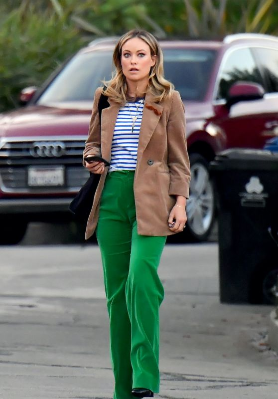 Olivia Wilde Casual Style 12/12/2019