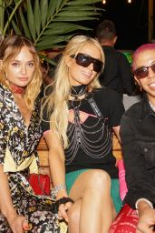 Paris Hilton - Exclusive Launch of DIESEL Wynwood 28 in Miami