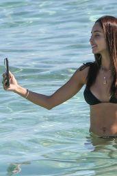 Patricia Contreras in a Bikini at the Beach 12/07/2019