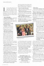 Paula Echevarría and Marta Hazas - Hola Fashion January 2020 Issue