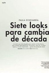 Paula Echevarría - Cosmopolitan Espana January 2020 Issue