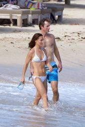 Pippa Middleton in a Bikini 12/25/2019
