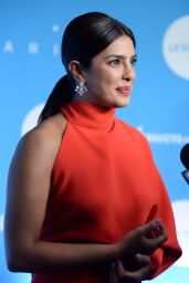 Priyanka Chopra - 2019 UNICEF Snowflake Ball