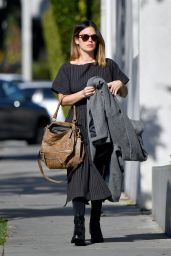 Rachel Bilson - Out for Lunch in Beverly Hills 12/30/2019