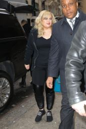 """Rebel Wilson - Arrives at a Press Junket for """"Cats"""" Movie in NYC 12/16/2019"""