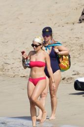 Rita Ora in a Bikini 12/21/2019