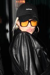 Rita Ora Night Out Style 12/03/2019