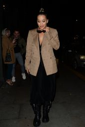 Rita Ora Night Out Style 12/07/2019