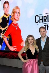 """Rose McIver - """"A Christmas Prince: The Royal Baby"""" Cast & Crew Screening in LA"""