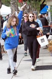Sabrina Carpenter and Joey King - Out in Los Angeles 11/30/2019