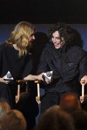 """Saoirse Ronan - """"Little Women"""" BAFTA Screening in New York City"""