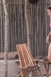 Sara Sampaio - Holiday Vacation in Tulum 11/29/2019