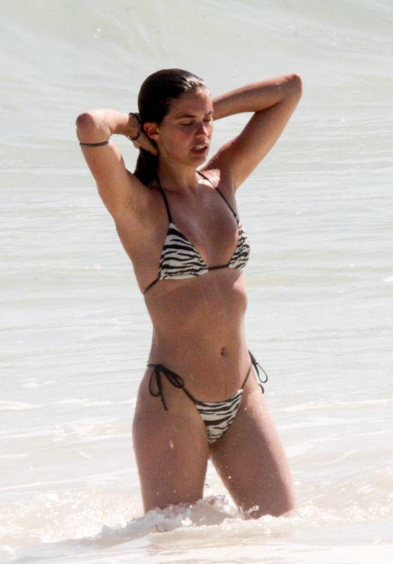 Sara Sampaio in a Bikini 11/30/2019