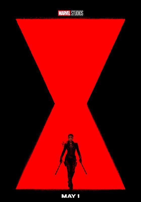 "Scarlett Johansson - ""Black Widow"" Posters and Trailer"