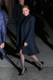 Scarlett Johansson - Outside The Late Show With Stephen Colbert in NY 12/05/2019