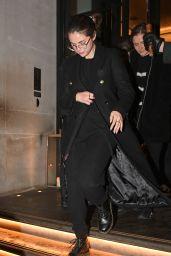 Selena Gomez - Leaving Her Hotel in London 12/10/2019
