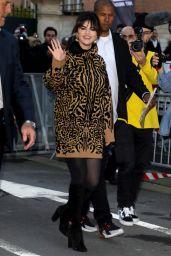 Selena Gomez - NRJ Radio Station in Paris 12/13/2010