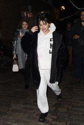 Selena Gomez - Shopping in Covent Garden in London 12/11/2019