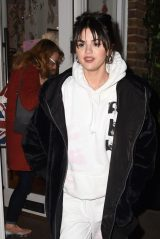 Selena Gomez - Shopping in Covent Garden in London 12/11/2019