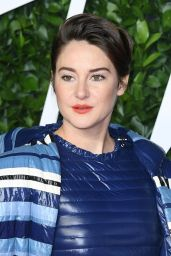 Shailene Woodley – Fashion Awards 2019 Red Carpet in London