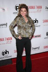 "Shania Twain - Grand Opening of Shania Twain ""Let's Go"" The Las Vegas Residency at Planet Hollywood Resort & Casino"