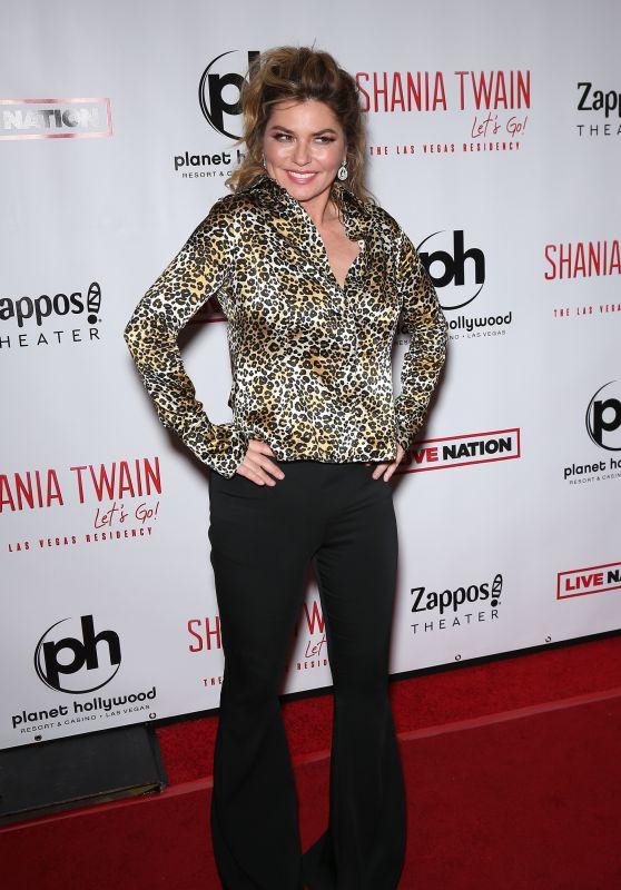 "Shania Twain - Grand Opening of Shania Twain ""Let"