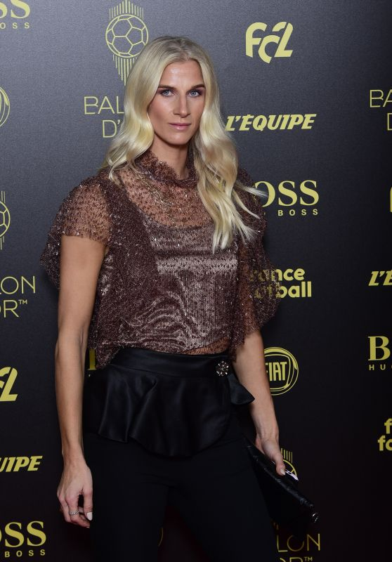Sofia Jakobsson – Ballon d'Or France Football 2019 Award Ceremony in Paris