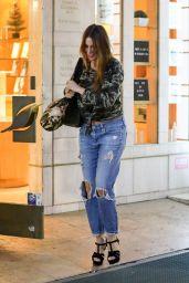 Sofia Vergara - Exits Thibiant Medical Spa in Beverly Hills 12/05/2019