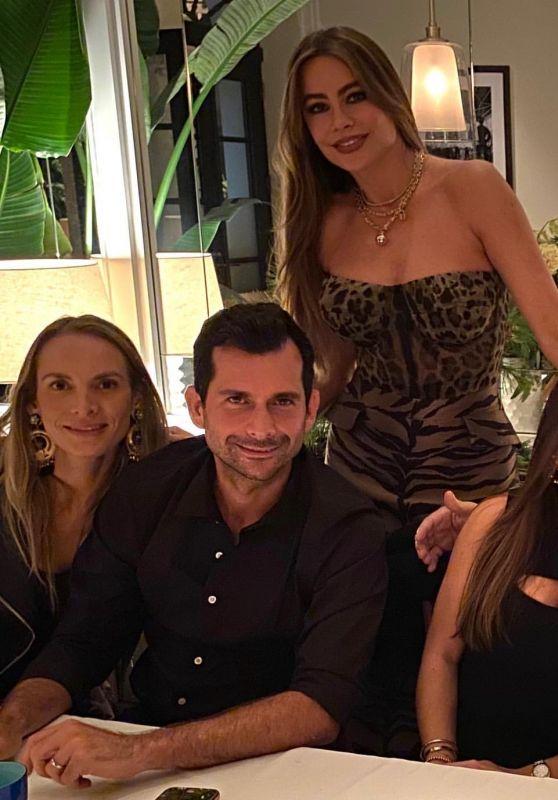 Sofia Vergara - Social Media 12/23/2019