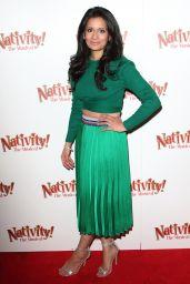 "Sonali Shah - ""Nativity! The Musical"" Press Night Performance in London"
