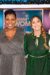 "Stacey Solomon - ""Loose Women"" TV Show in London 12/16/2019"
