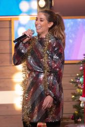 Stacey Solomon - Loose Women TV Show in London 12/20/2019