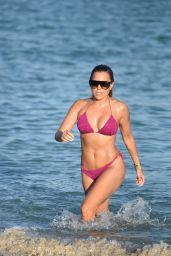 Sylvie Meis in a Bikini 12/02/2019