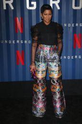 """Tamron Hall – """"6 Underground"""" Premiere in New York"""