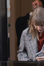 Taylor Swift - Out in London 12/04/2019