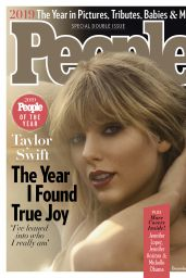 Taylor Swift - PEOPLE Magazine People Of The Year 2019