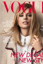 Taylor Swift - Vogue UK January 2020