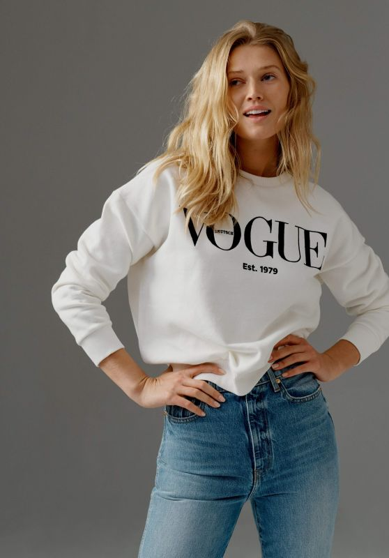 Toni Garrn - Vogue Collection Winter 2020