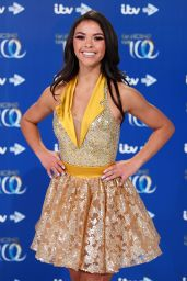 "Vanessa Bauer – ""Dancing On Ice"" TV Show, Series 11 Launch Photocall"
