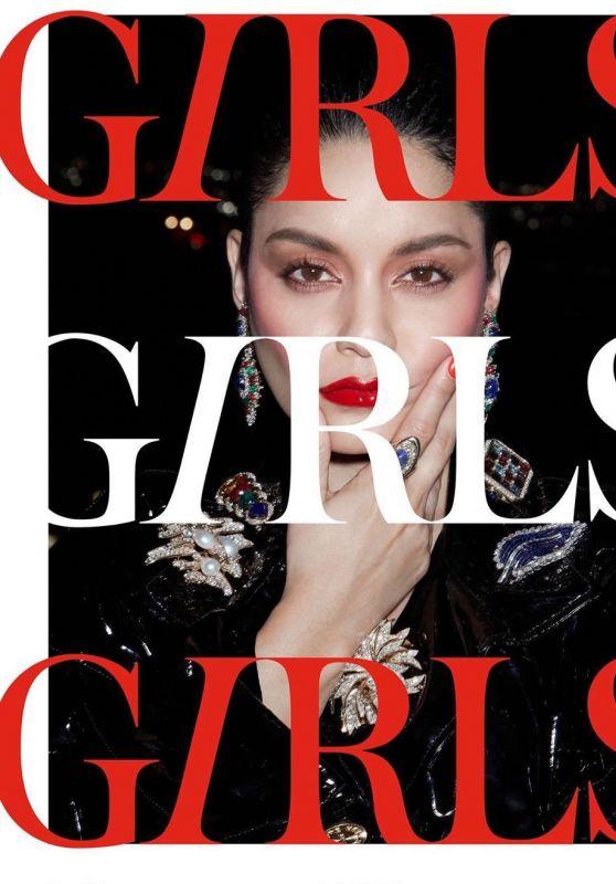 Vanessa Hudgens - Girls.Girls.Girls Magazine January 2020